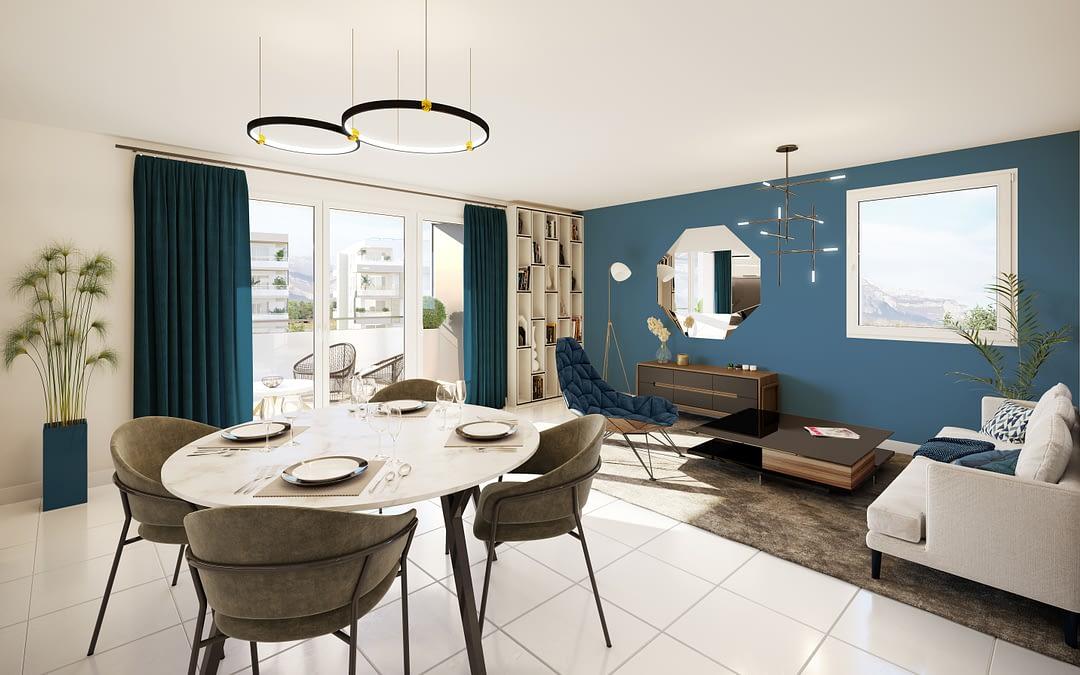 Lancement commercial de la toute nouvelle résidence à Villard-Bonnot – KALYSTO